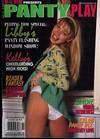 Panty Play November 1998 magazine back issue