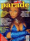 Parade # 172 magazine back issue