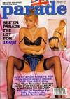 Parade # 217 magazine back issue