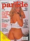 Parade # 223 magazine back issue
