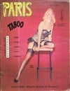 Paris Taboo Magazine Back Issues of Erotic Nude Women Magizines Magazines Magizine by AdultMags