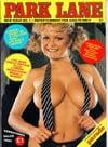 Park Lane # 1 magazine back issue