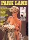 Park Lane # 2 magazine back issue