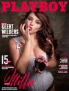 Playboy (Netherlands) February 2016 magazine back issue