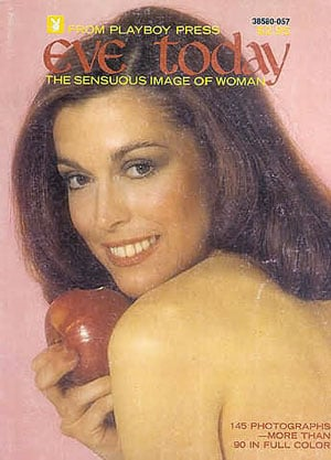 Eve Today I - Revised Edition 1974 magazine back issue Playboy Newsstand Special magizine back copy from playboy press eve today the sensuous image of woman, 145 photographs, more than 90 in full colo
