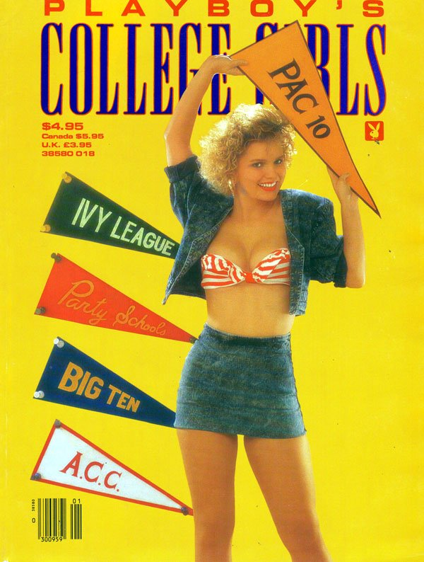 College girls magazine-1943