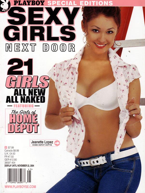 CHARLENE: Nude girls of home depot