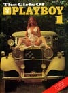 Girls of Playboy # 1 (3rd Print) magazine back issue