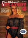 Girls of Playboy # 4 (1980) magazine back issue