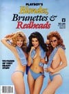 Blondes, Brunettes, Redheads # 1 (1985) magazine back issue