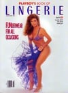 playboy's book of lingerie issue number 6, funderwear for all occasions, back issues from 1989, sexy Magazine Back Copies Magizines Mags