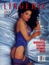 Racquel Darrian Lingerie # 23 - January/February 1992 magazine pictorial