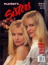 playboy's sisters, family traits are a treat, nude twin sisters, back issues for 1992, best pictoria Magazine Back Copies Magizines Mags