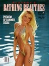 playboy's bathing beauties, sexy ladies adorned in bathing suits of all kinds and all nude women too Magazine Back Copies Magizines Mags