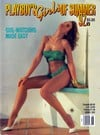 Racquel Darrian Girls of Summer '92 # 8 magazine pictorial