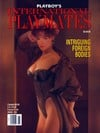 playboy's international playmates, intriguing foreign bodies, nudes from all over the world, used ba Magazine Back Copies Magizines Mags