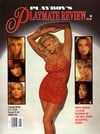 playboy's playmate review featuring anna nicole smith and the past year's delightful dozen, sexy wom Magazine Back Copies Magizines Mags