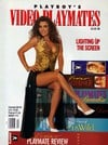 playboy's video playmates lighting up the screen, video playmate review, video centerfold, playmates Magazine Back Copies Magizines Mags