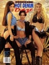 Pamela Anderson Hot Denim Daze (1995) magazine pictorial
