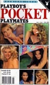 Pamela Anderson Pocket Playmates # 1 (1995) magazine pictorial
