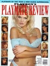 playmate of the year victoria silvstedt, playboy' s playmate review, new guess supermodel back issue Magazine Back Copies Magizines Mags