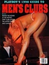 playboy's 1998 guide to men's club, behind the scenes at the hottest strip clubs across the US & CAN Magazine Back Copies Magizines Mags