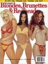 Blondes, Brunettes & Redheads (2002) # 5 magazine back issue