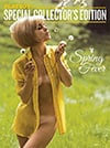 Playboy Special Collector's Edition April 2016 - Spring Fever magazine back issue cover image
