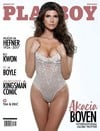 Playboy (South Africa) November 2017 magazine back issue