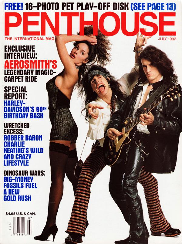 penthouse july 1993 adult magazine back issue penthouse. Black Bedroom Furniture Sets. Home Design Ideas