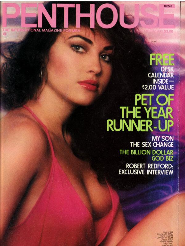 penthouse december 1980 adult magazine back issue penthouse. Black Bedroom Furniture Sets. Home Design Ideas