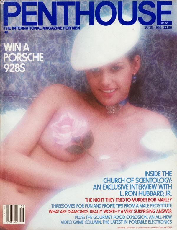 фото журнал penthouse