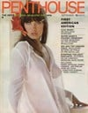 Penthouse September 1969 magazine back issue