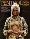 Penthouse October 1969 magazine back issue