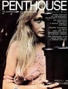 Penthouse March 1970 magazine back issue