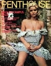 october 1972 penthouse magazine cover, international magazine for men, nude pictorials, sex politics Magazine Back Copies Magizines Mags