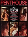 Penthouse June 1973 magazine back issue