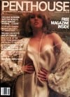 DiVina Celeste magazine cover Appearances Penthouse February 1982