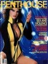 Donna Barnes magazine cover Appearances Penthouse August 1982