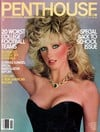Penthouse October 1982 magazine back issue