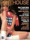 october 1983 penthouse magazine, pia zadora nude, back issues penhoutse 1983, politics protest sex m Magazine Back Copies Magizines Mags