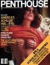 Angela Nicholas magazine cover Appearances Penthouse August 1985