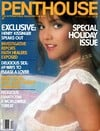 december 1986 penthouse magazine, intenational magazine of sex politics and protest for men, backiss Magazine Back Copies Magizines Mags