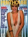Samantha Fox magazine cover Appearances Penthouse June 1987