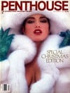Penthouse December 1987 magazine back issue