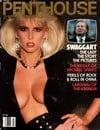Micky Honsa magazine cover Appearances Penthouse July 1988