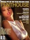Mahalia Maria magazine cover Appearances Penthouse January 1991