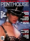 Penthouse February 1992 magazine back issue