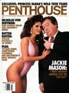 Penthouse October 1992 magazine back issue