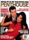 Penthouse January 1993 magazine back issue